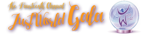 The 14th Annual JustWorld Gala